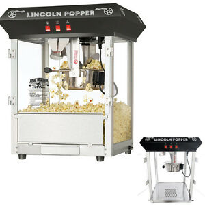 New Professional Popcorn Machine Series Commercial Heavy duty 3 gallon 8 Ounce