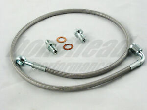 Master To Slave Cylinder Complete Clutch Line Kit For 2003 2006 Infiniti G35