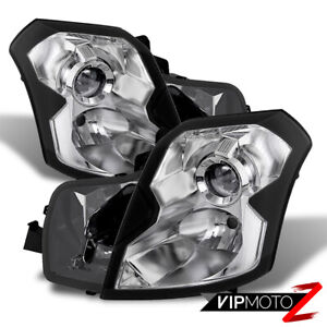 03 07 Cadillac Cts 3 2 3 6 Ls6 factory Style Projector Headlight Lamp Assembly