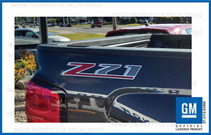 2 2015 Z71 Decals F Stickers Parts Chevy Silverado Gmc Sierra Truck Bed 4x4