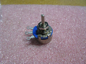Cts Variable Resistor Am1072 Nsn 5905 01 170 0421 250k Ohms
