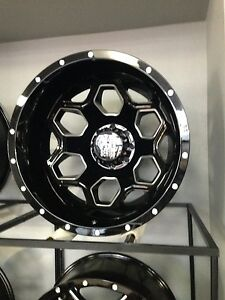 Kmc Xd Series Dually Wheels And Tires one Of A Kind