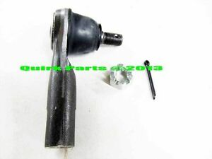 2002 2003 2004 Nissan Altima Outer Tie Rod End Replacement Genuine Oe Brand New