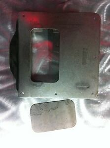 1982 1993 Gmc Sonoma S15 Belltech Shaved Tailgate Relocator With Filler Plate