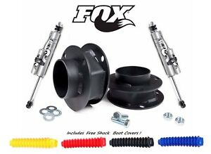 Zone Offroad D1201 2 Leveling Lift Kit For 2014 2018 Dodge Ram 2500 3500