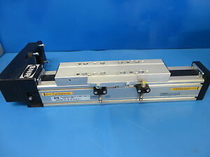 Snr Axc60s Linear Module 400mm Stroke Screw type Drive And Ball Rail System