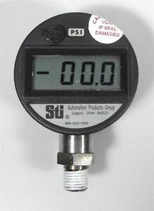 Sti Automation Pg 2000 Digital Pressure Gauge 0 30 Range