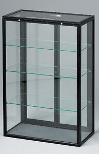 Jewelry Tower Case Retail Store Merchandise Display Fixture 34 Inches Wide New