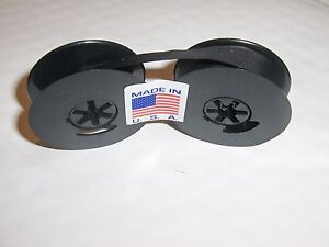 Olympia Report Deluxe Typewriter Ribbon Black Ink