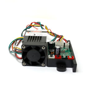 High Power 532nm 80mw 100mw Green Laser Stage Laser Module 12v Dc With Ttl