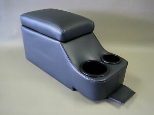 Crown Victoria Deluxe Fully Upholstered Black Center Console P71 Police 96 2011