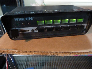 Whelen Pccs9np Programmable Power Control Center 9 f