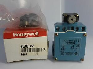 Honeywell Limit Switch W Roller Lever Gleb01a5b
