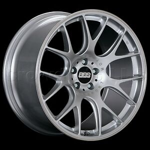 Bbs 18 X 8 Chr Car Wheel Rim 5 X 100 Part Ch128spo