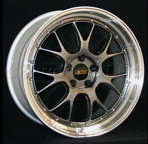 Bbs 19 X 8 5 Lmr Car Wheel Rim 5 X 112 Part Lm322dbpk