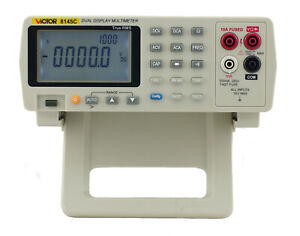 1 New Top Quality Bench type Digital Multi meter Dmm Ldb Vc8045 ii Ship From Usa
