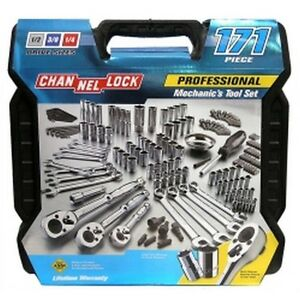 171 Piece Mechanic S Tool Set Cha39053 Brand New