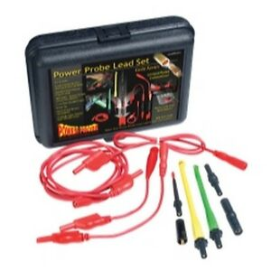Power Probe Gold Series Lead Set Pprls01 Brand New
