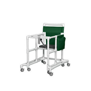 Extra Tall Ultimate Pvc Walker Forest Green 1 Ea