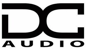 Dc Car Audio Sticker Vinyl Decal Automobile Car Stereo Speakers Sound