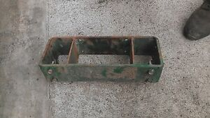 650 750 770 790 John Deere Weight Bracket 650 750 770 790