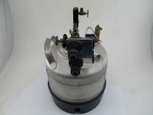 New Alloy Products Stainless Steel Pressure Pot 130 Psi Model T 304