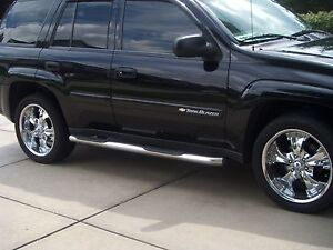 20 Chrome Wheels With Tires