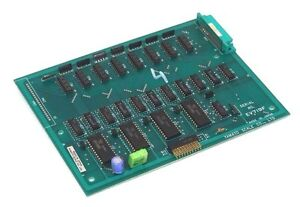 Used Yamato Scale Ev719f Pc Board