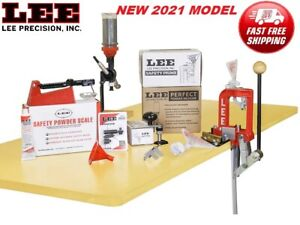 Lee Challenger Breech Lock Single Stage Press Anniversary Kit LEE90050