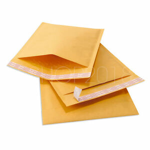 120 4 9 5x14 5 Premium Kraft Bubble Mailers Padded Envelopes Shipping Mailer