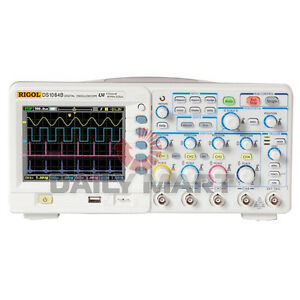 New Rigol Ds1074b 70 Mhz Digital Oscilloscope 4 Channel