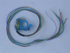 70 71 72 1970 1971 1972 Ford Bronco Turn Signal Switch New W Wiring New
