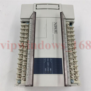 Xinje Plc Cpu Ac220v 18di Npn 14do Relay transistors Xc3 32rt e 1 Year Warranty
