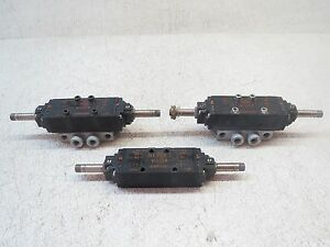 Univer Ae 1003 Valve lot Of 3