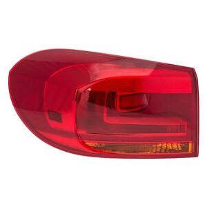 2012 2017 Vw Volkswagen Tiguan Driver Side Outer Tail Light 5n0945095r Oem New