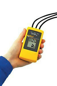 Fluke 9040 Digital Phase Rotation Indicator Tester Meters new F9040