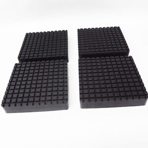 Slip On Style Square Rubber Arm Pads For Bend Pak Lifts Pro Lift Danmar 2 Post