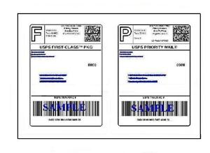 5000 Easy Peel Quality Round Corner 8 5 X 11 Shipping Labels For Usps Ups Paypal