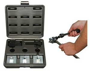 Cal Van Tools 154 In line Flaring Kit Metric Kit