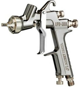 Aset Iwata 3940 Lph300 Spray Gun 1 2 Low Volume Tulip Spray Pattern