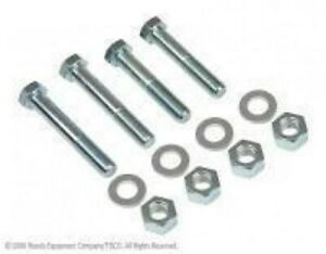 Ford 9n 8n Naa 600 800 601 Front Axle Bumper Bolt Kit 350790kt