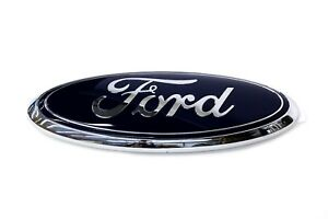 2009 2014 Ford F150 Tailgate Blue Ford Oval 9 Inch Emblem Oem Aa8z 9942528 A