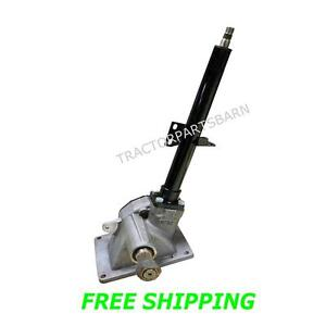 Ford New Holland New Power Steering Gear Box Ind 4400 4500 515 535 D7nn3503e