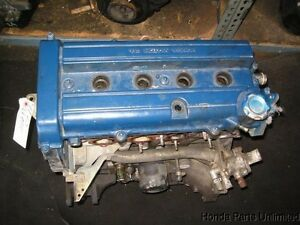 Acura Integra Crv Engine Motor Long Block B20b Obd2