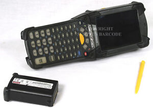 Symbol Motorola Mc9090 ku0hjefa6wr Wireless Barcode Scanner Windows Mobile 5 0