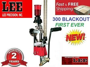 Lee Pro 1000 Progressive Reloading Press Kit 300 BLACKOUT New!