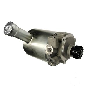Power Steering Pump Fits Various Case Ih International 480b And 580b Tractors