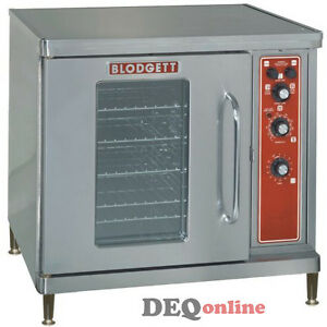 Blodgett Ctb Single Half single Electric Convection Oven