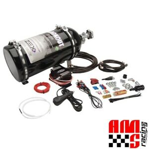 Zex 82390b Nitrous Oxide System Kit Ford Mustang 5 0l Coyote V8 2011 75 175 Hp