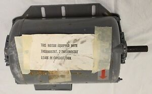 Doerr Electric 2 Hp Ac Motor New 2